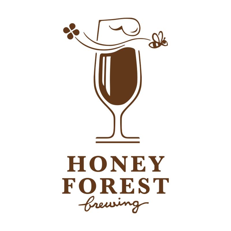 Honey Forest Brewing Logo